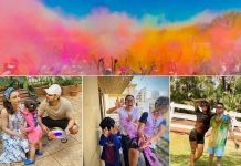 Here's What Holi in B-Town Looked Like This Year