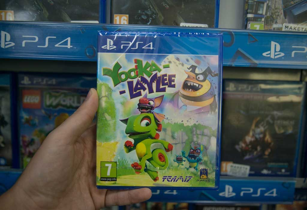21 Best Playstation 4 Ps4 Games For Kids