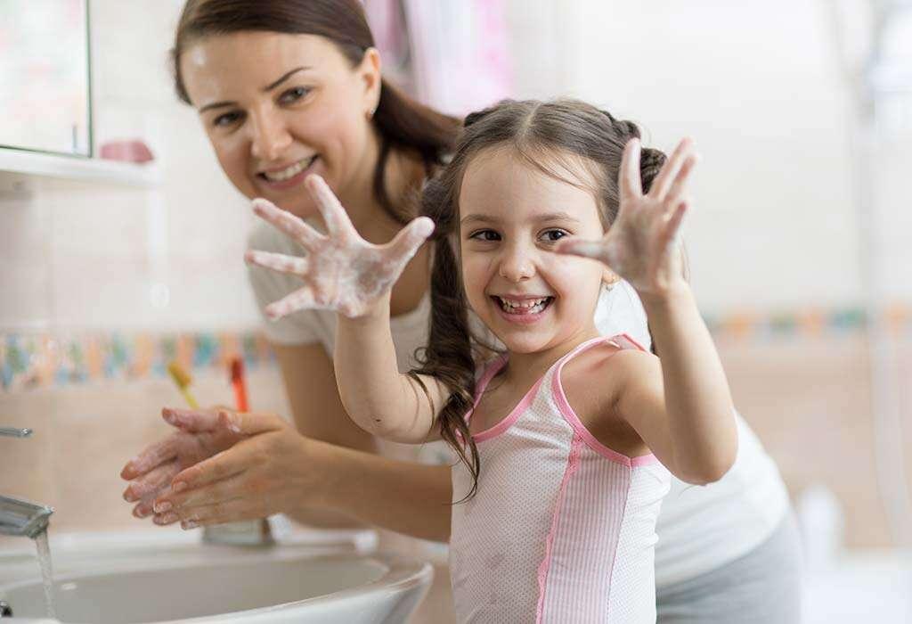 15 Fun Ways to Get Children to Wash Their Hands