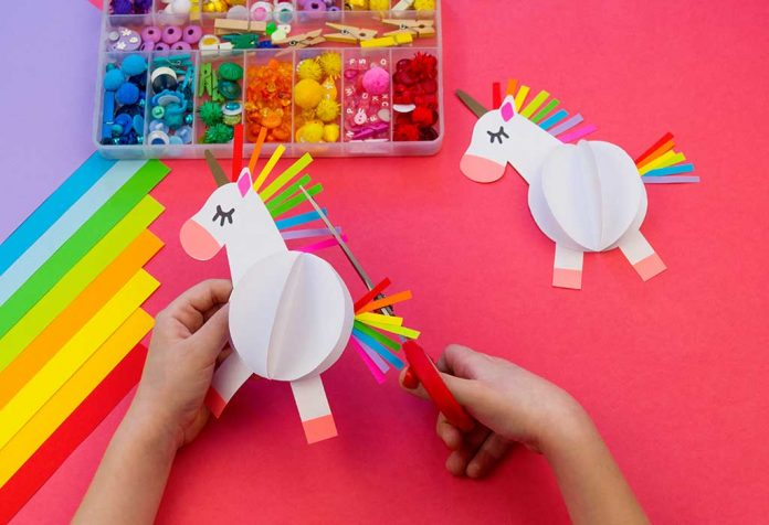 Easy Unicorn Crafts and Activities for Kids
