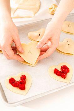 Heart Shaped Tarts