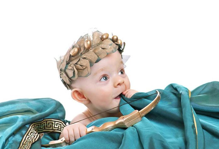 70 Baby Names Inspired By Greek Mythology For Boys And Girls