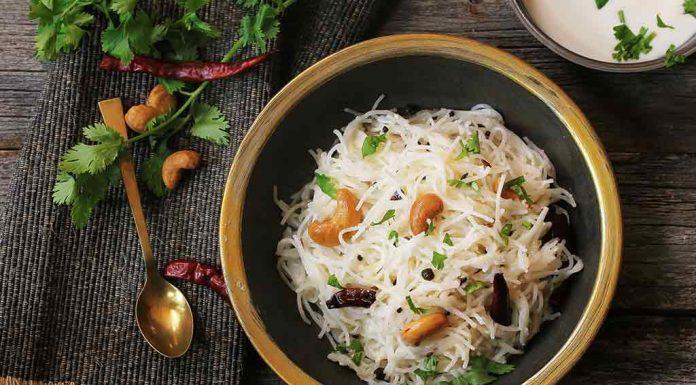 Seviya Coconut Upma Recipe