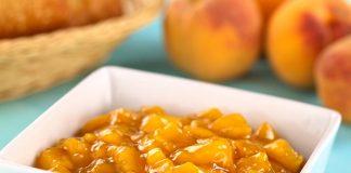 Stewed Peach Recipe