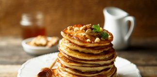 Walnut Pancake Recipe