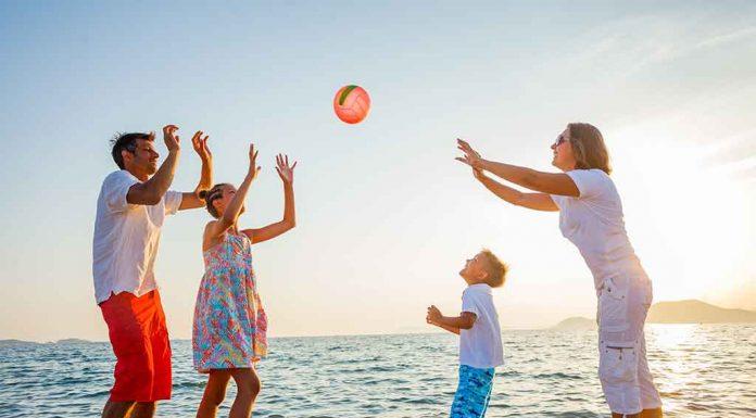 10 Best Beaches For Kids