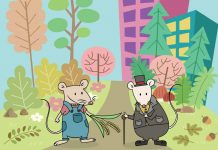 Story For Kids - The Town Mouse And The Country Mouse