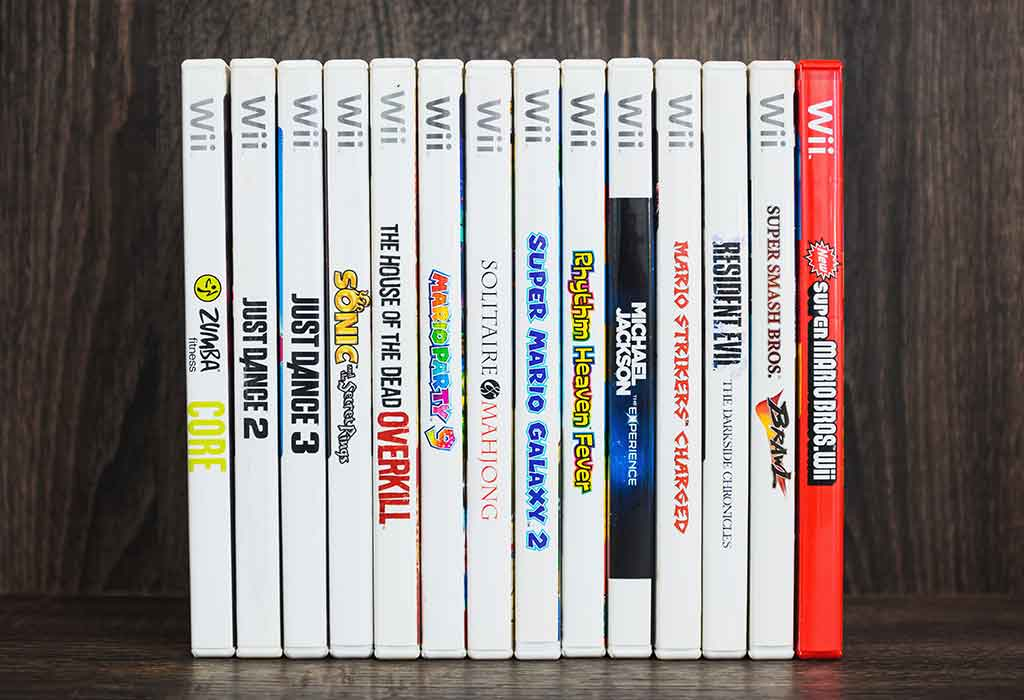25 Best Wii Games For Kids