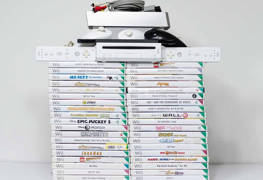 Top Wii Games For Your Little Gamer