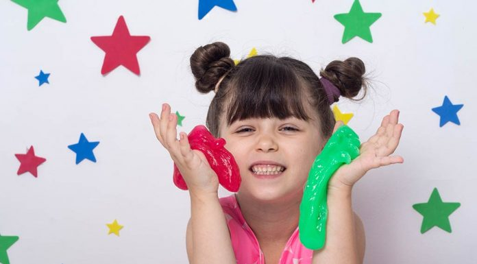 Slime For Kids - 8 Innovative Recipes that Your Child Will Love