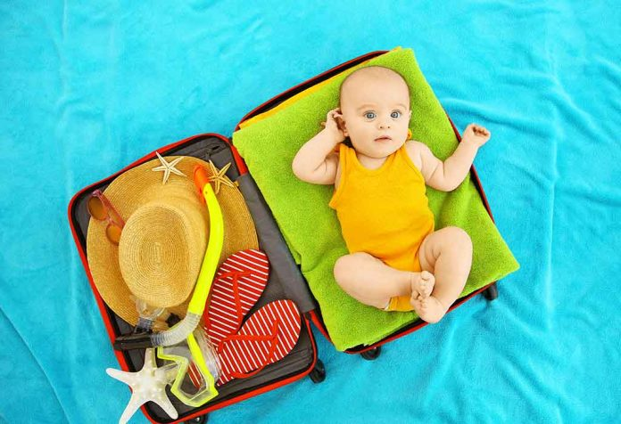 Tips For Travelling With Your New Born Baby