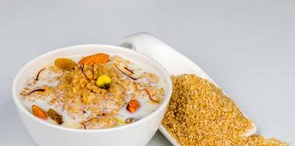 Wheat Porridge Recipe