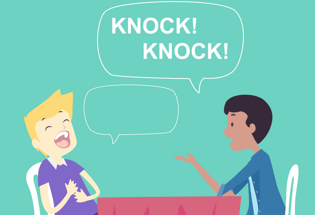 60 Funny Knock Knock Jokes For Kids