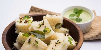 White Dhokla Recipe