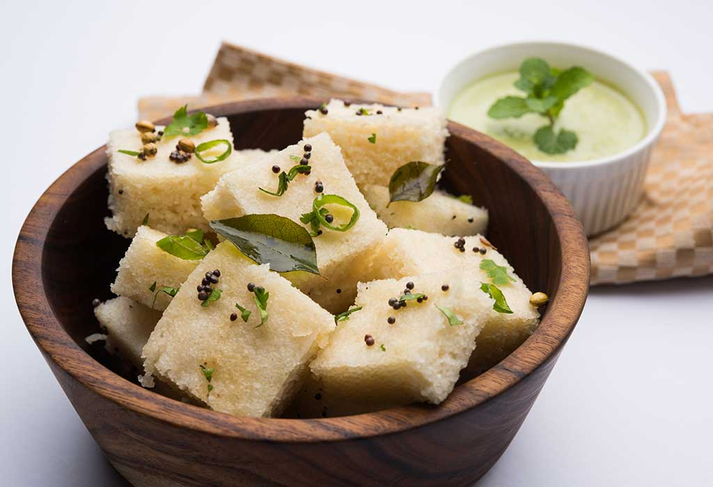 How to Make White Dhokla for Babies & Toddlers - FirstCry Parenting