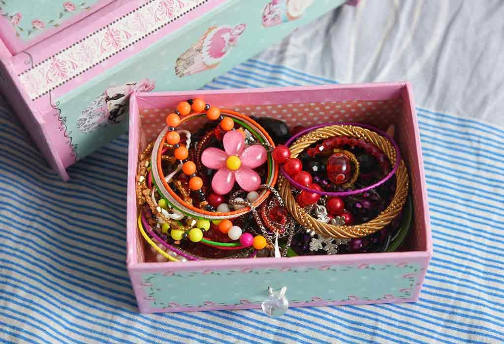 Kids' Jewellery Boxes