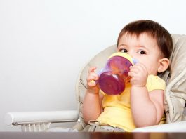 Introducing a Sippy Cup to Your Toddler