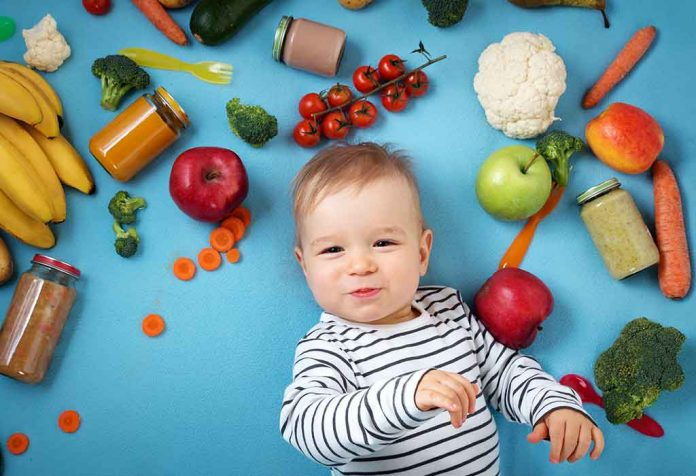 80 Baby Names Inspired by Spice, Fruits and Other Food for Girls and Boys