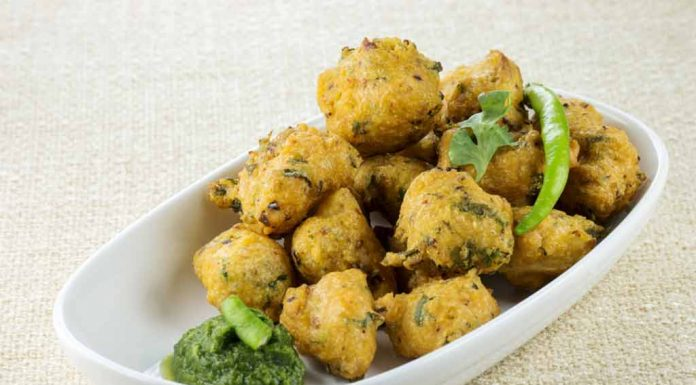 Dal Pakoda Recipe