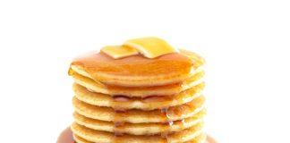 Egg White Pancakes Recipe