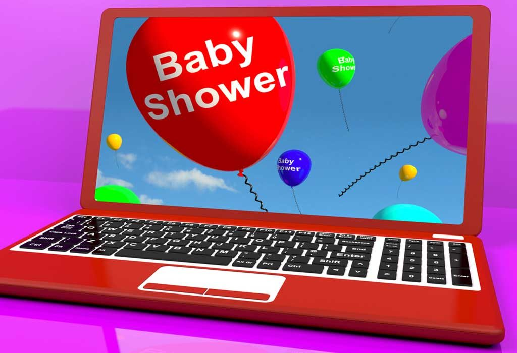 babyshower video chat