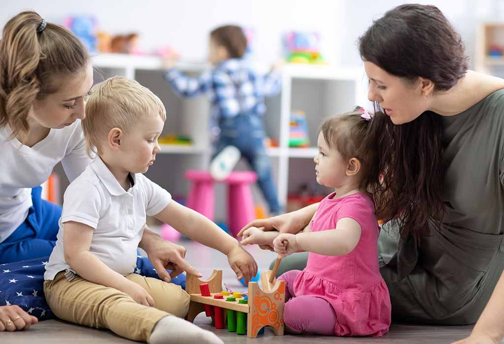 How Can Parents Encourage Their Child for Collaborative Play?