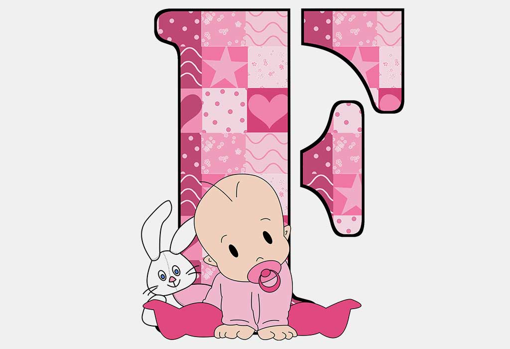 Top 500 Baby Girl Names Starting With F