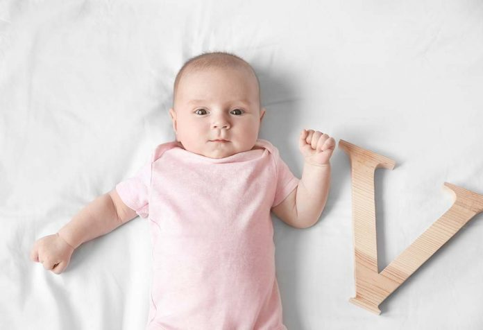 500 Baby Girl Names That Start With V