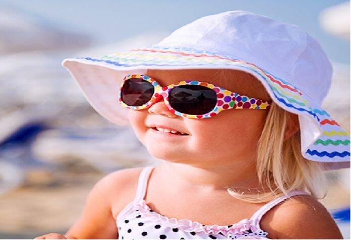 छोट्या मुलांचे उन्हापासून संरक्षण कसे कराल?