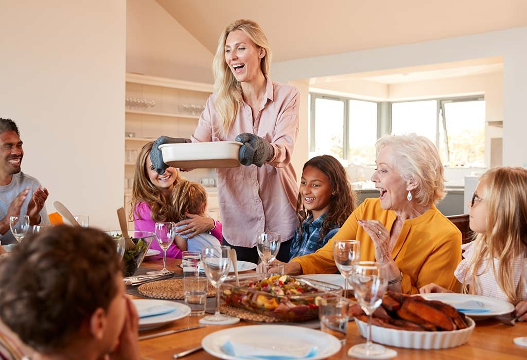 restaurant-like experience at home