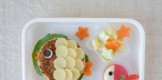 10 Yummy and Healthy Lunch Ideas for Kindergarten