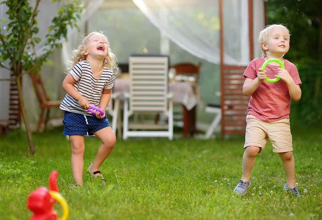 Amazing Family Outdoor Games