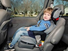 When Can a Child Move to a Booster Seat?