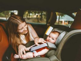 Rear-Facing Car Seat For Your Child: Guidelines And Safety Tips