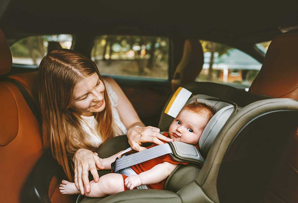 Rear Facing Car Seat for Your Child: Guidelines & Safety Tips