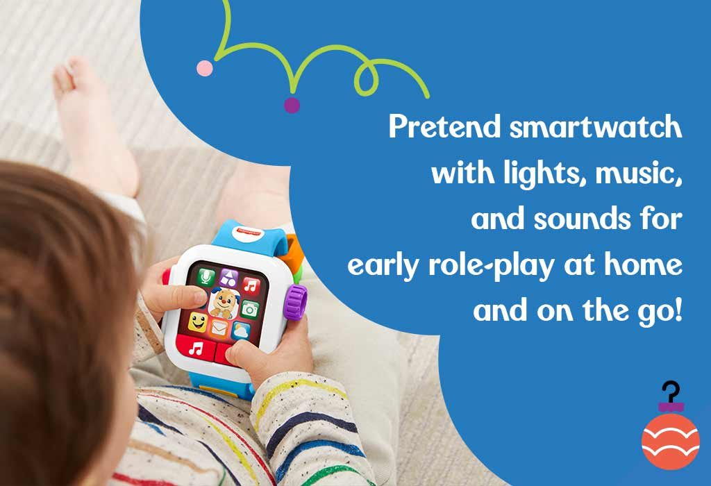 toy smartwatch for babies