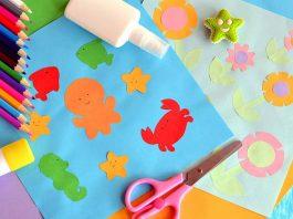 10 Fabulous Ocean Crafts for Preschoolers and Kids