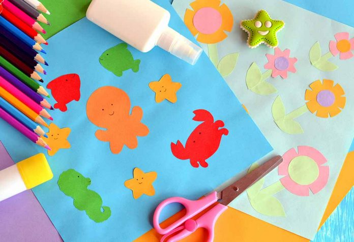 10 Fabulous Ocean Crafts for Preschoolers and Kids