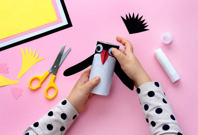 10 Super Fun and Easy Penguin Crafts for Kids