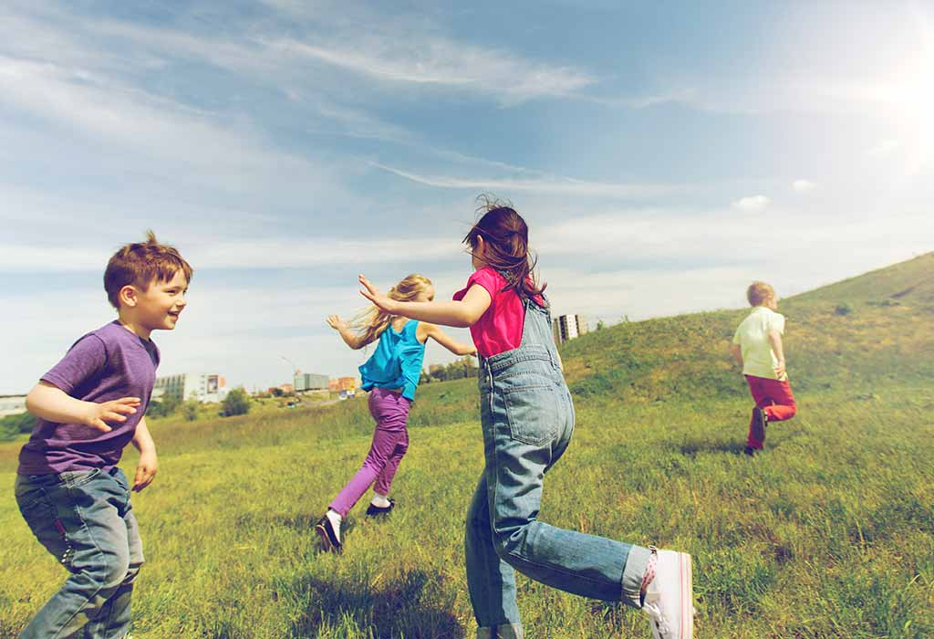 10 Fast-Paced Tag Games for Children