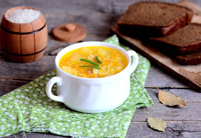 Light Chicken Soup Recipe for Babies Above 1 Year of Age