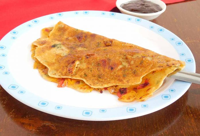 Multigrain Pudla - A Tasty Dish That Helps in Weight Gain