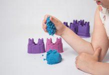 5 Best DIY Kinetic Sand Recipes for Kids