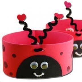 Ladybug Crown