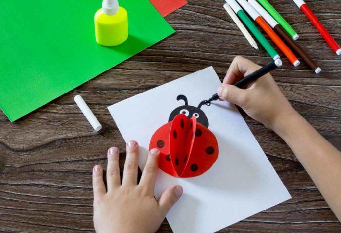 10 Creative Ladybug Crafts for Kids