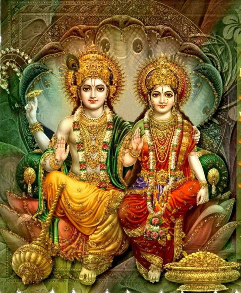 King Bali and Goddess Lakshmi – Always Keep a Promise