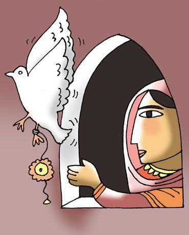 Emperor Humayun and Rani Karnavati – Sister Comes First