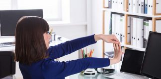Yoga Poses for Instant Relaxation at Work