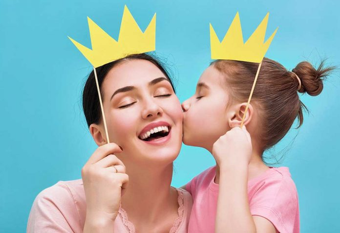 A Mom's World: Every Mom Is a Super Mom, and Has Unique Qualities