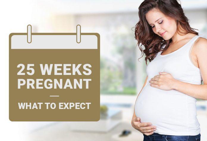 Pregnancy Week-25